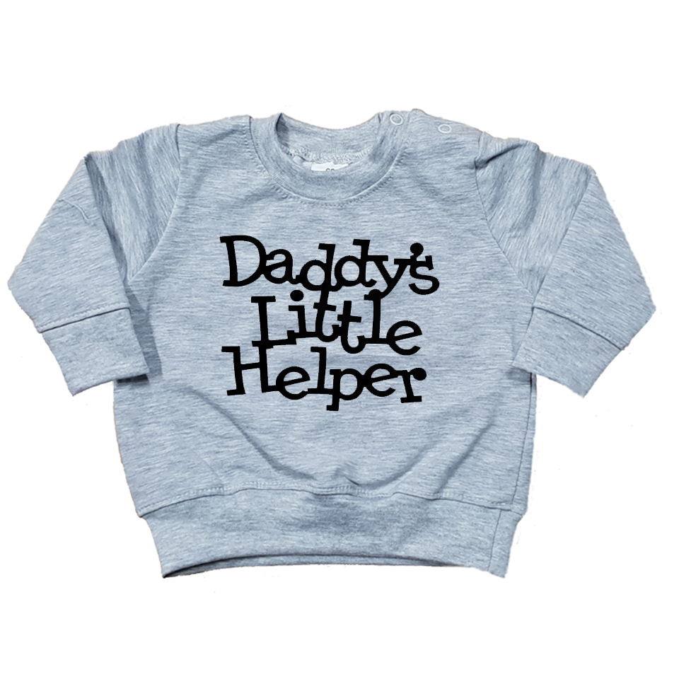 | Sweater Daddy\'s Little Helper