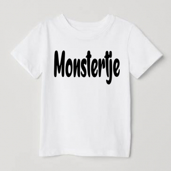 Shirt - Monstertje