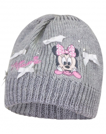 Disney Minnie Mouse muts Grijs