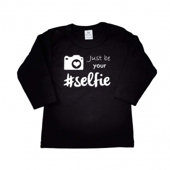 Shirt Just be your #selfie
