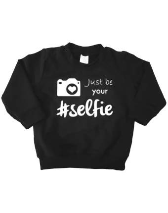Sweater Just be your #selfie