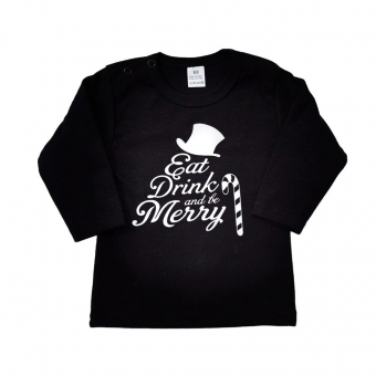 Longsleeve - Eat drink and be merry